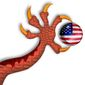 In the Dragon's Grip Illustration by Greg Groesch/The Washington Times
