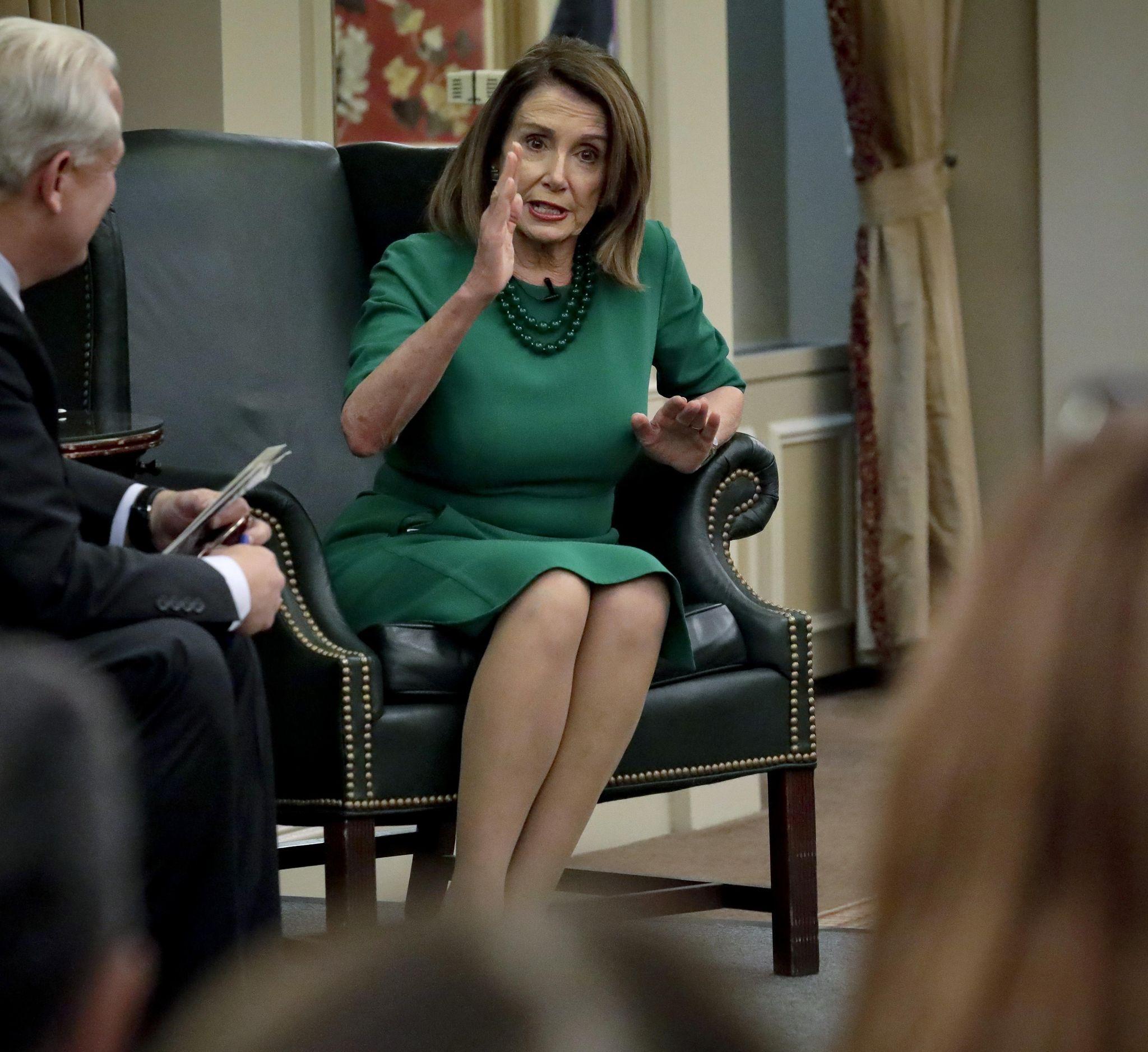 Flipboard: Pelosi: Trump Is Becoming 'self-impeachable