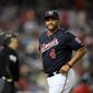 Washington Nationals manager Dave Martinez paid his dues through 16 years as a major leaguer and 10 years as bench coach. But in 200 games as the Nationals' manager, Martinez has been less than impressive. Sloppy play and questions about bullpen management have plagued the team the last two seasons. (Associated Press)