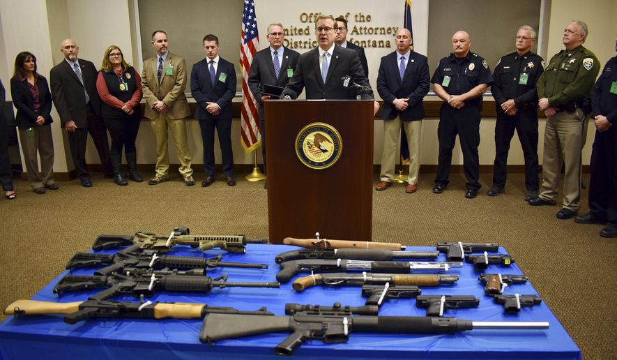 Crackdown slows but doesn't stop violent crime increase