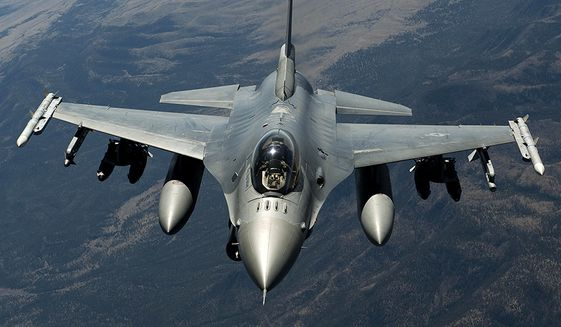 Croatia has been looking for a deal on a fourth-generation fighter like the F-16 that would allow it to strengthen its own security and to expand its contributions to NATO. (Associated Press/File)