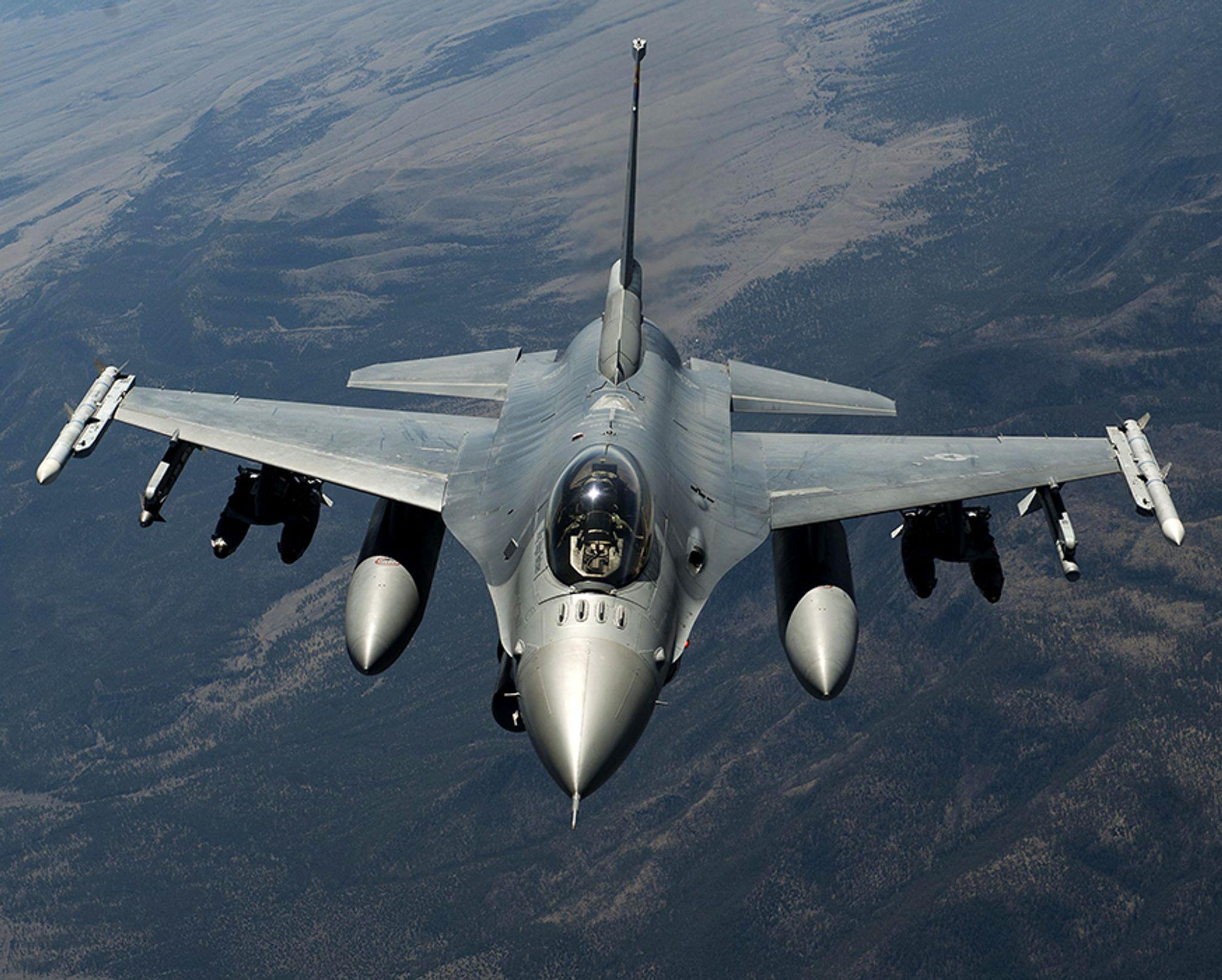 Croatia Needs Trump's help to get F-16s