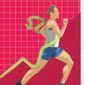 Illustration on economic rebounds in Ohio by Linas Garsys/The Washington Times