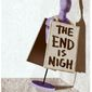 Illustration on the reality of hope for the world by Alexander Hunter/The Washington Times