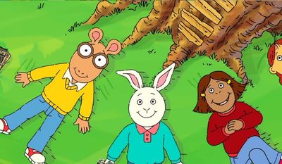 "The 22nd season of the PBS cartoon ""Arthur,"" titled  ""Mr. Ratburn and the Special Someone,"" featured the character getting married to an aardvark named Patrick."" (Image: Twitter, PBS, official 'Arthur Read' promotional image)"