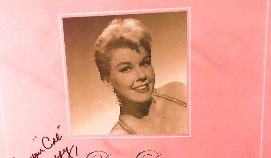 Doris Day Keepsake