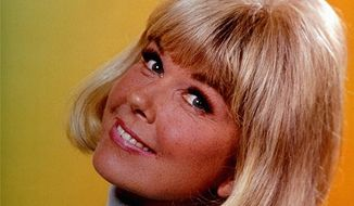 Actress-singer Doris Day in 1962. (Associated Press)