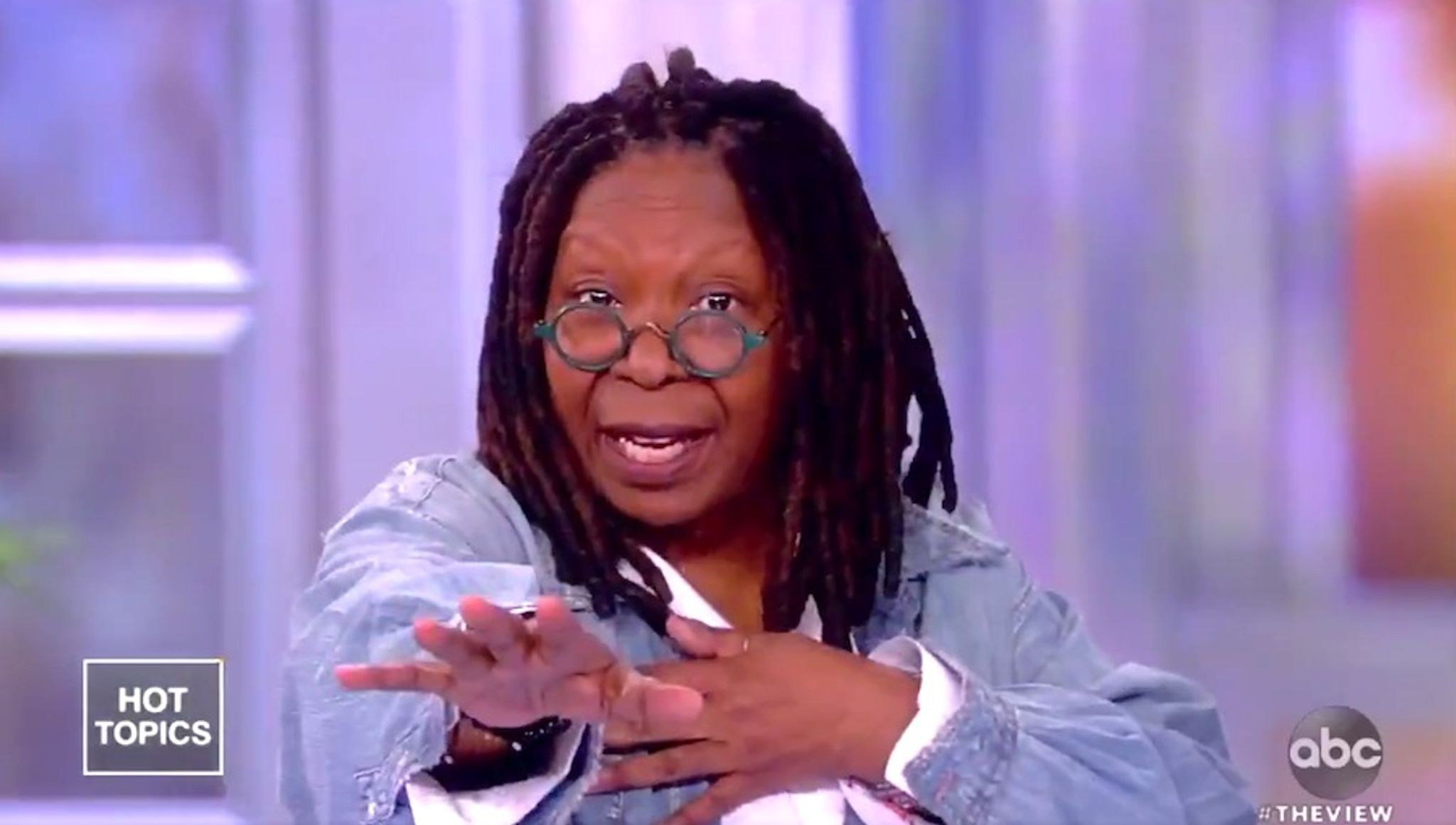 Whoopi Goldberg, 'The View' co-hosts rip Elizabeth Warren for Fox News town hall snub
