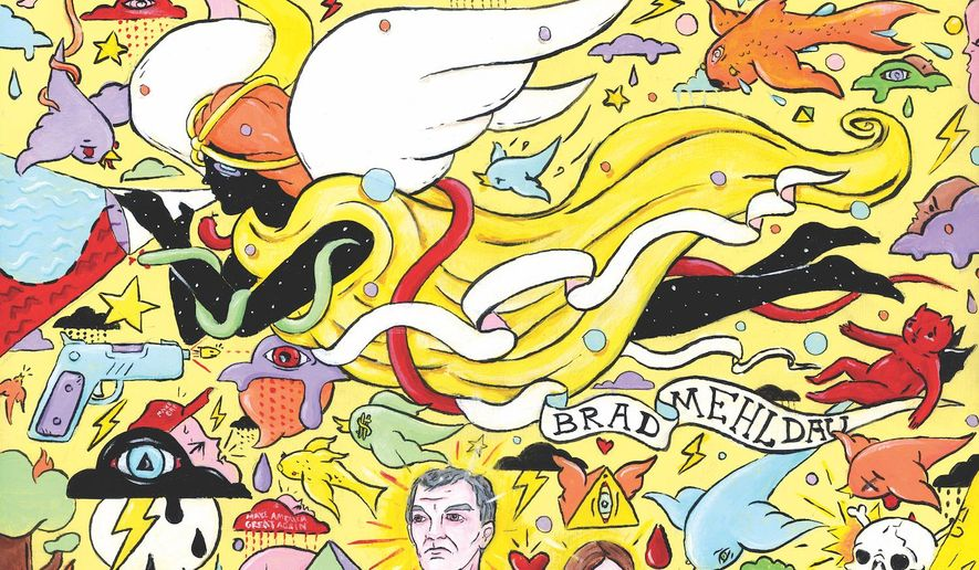 """This cover image released by Nonesuch shows """"Finding Gabriel,"""" a release by Brad Mehldau. (Nonesuch via AP)"""