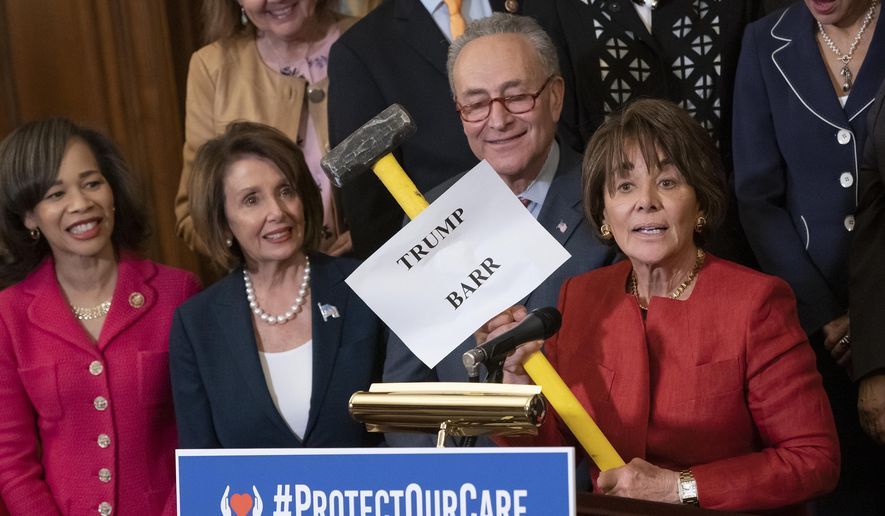 New Healthcare Bill 2020 House Democrats pass health bill, in 2020 election maneuver