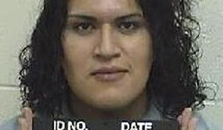 This Dec. 10, 2014, photo provided by the Idaho Department of Correction shows Adree Edmo. A federal appellate court will hear arguments Thursday, May 16, 2019, in a lawsuit brought by Edmo, a transgender Idaho inmate, who says the state is wrongly denying her gender confirmation surgery. (Idaho Department of Correction via AP)