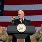 Vice President Mike Pence visits troops at Ft. McCoy in Wisconsin Thursday May 16, 2019 (Official White House Photo by D. Myles Cullen)