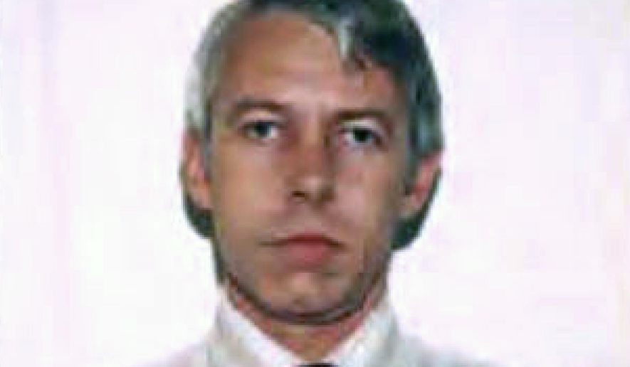 This undated file photo shows a photo of Dr. Richard Strauss, an Ohio State University team doctor employed by the school from 1978 until his 1998 retirement. Investigators say more than 100 male students were sexually abused by Strauss who died in 2005. The university released findings Friday, May 17, 2019, from a law firm that investigated claims about Strauss for the school. (Ohio State University via AP, File)