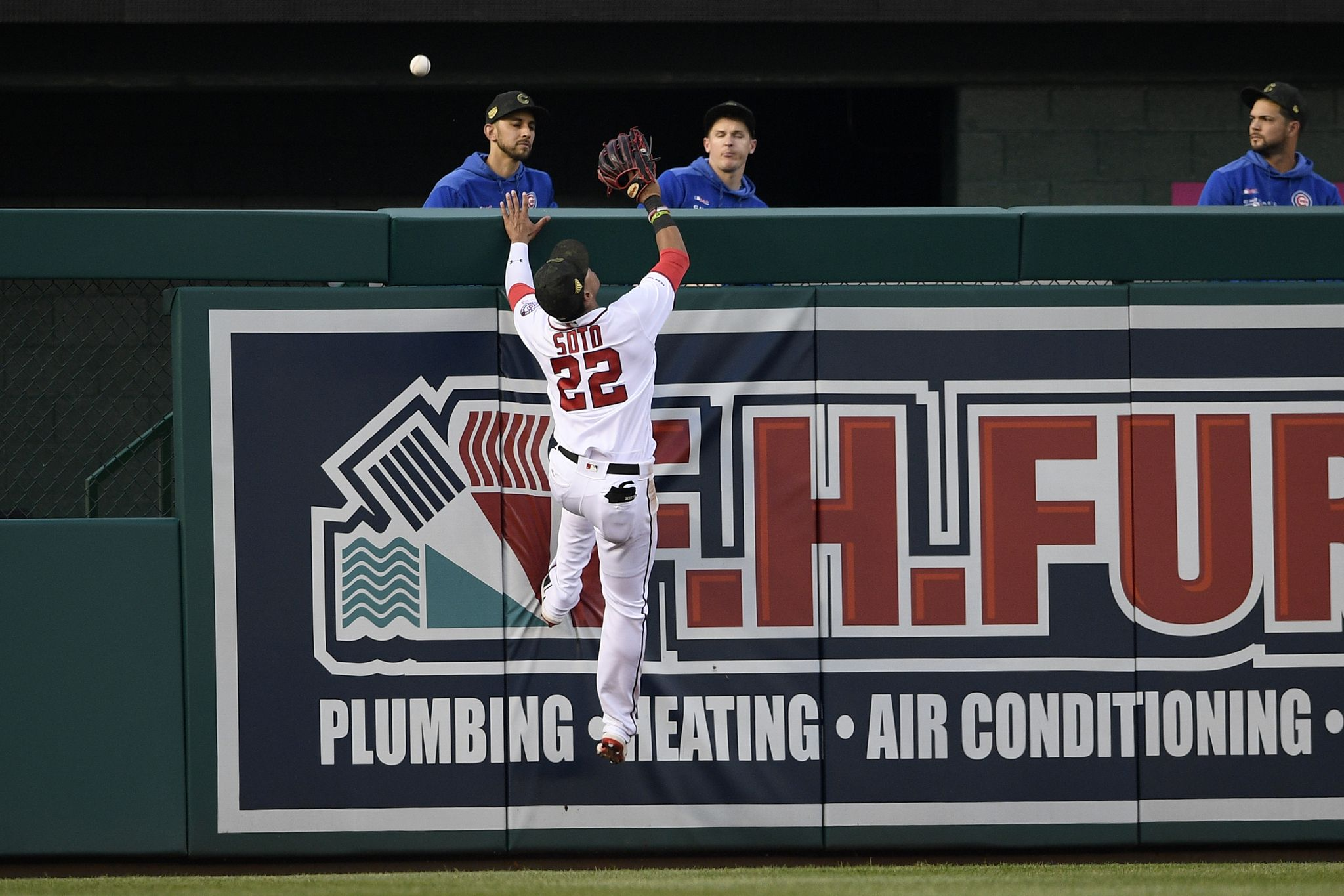 Nationals stage comeback, but fall short to Cubs