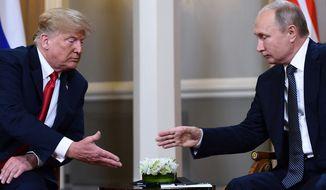 From Kennedy-Khrushchev to Trump-Putin (sponsored)