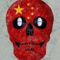 Chinese Fentanyl Illustration by Greg Groesch/The Washington Times