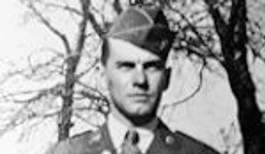 "Cpl. Horace Marvin ""Bud"" Thorne, who died Dec. 21, 1944, was awarded the Medal of Honor posthumously. (PHOTOS courtesy of Wreaths Across America.)"