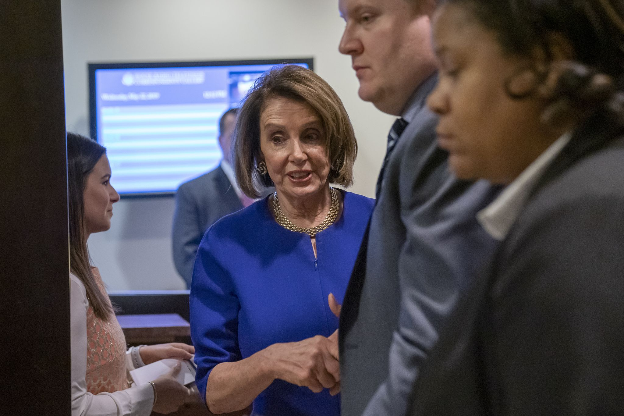 Nancy Pelosi's 'cover-up' accusation upsets delicate balance with White House