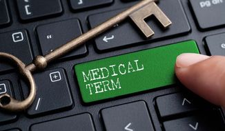 Can you pass a basic medical terms test? (Shutterstock)