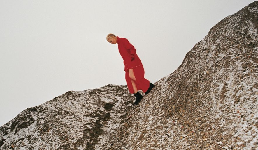 """This cover image released by Mexican Summer shows """"Reward,"""" a release by Cate Le Bon. (Mexican Summer via AP)"""
