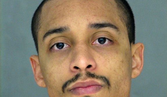 This undated photo provided by the Delaware Department of Justice shows Roman Shankaras. Shankaras was acquitted, Thursday, May 23, 2019, of leading a riot at Delaware's maximum-security prison during which a guard was killed and other staffers taken hostage. (Delaware Department of Justice via AP, File) **FILE**