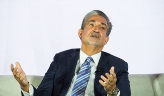 Ted Leonsis, owner of the Washington Wizards, is shown in this undated file photo. (Associated Press)  **FILE**
