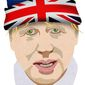 Boris Johnson for Prime Minister Illustration by Greg Groesch/The Washington Times