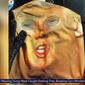 """A suspect in a """"President Trump"""" mask was arrested May 28, 2019, in Laguna Hills, California, after deputies accused him of vandalizing property. (Image: Orange County Sheriff's Department via KTLA-5 screenshot)"""