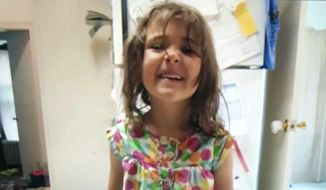 """This undated photo provided by the Logan City Police Department shows Elizabeth """"Lizzy"""" Shelley, who was reported missing Saturday, May 25, 2019. Logan Police Chief Gary Jensen told reporters Tuesday, May 28 that investigators have """"strong evidence"""" including DNA linking her uncle Alex Whipple to the disappearance. (Logan City Police Department via AP)"""