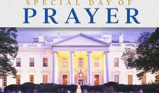 Evangelist Franklin Graham has asked the nation to pray for President Trump on Sunday. Mr. Graham has done so a few times since 2016. (Billy Graham Evangelistic Association)
