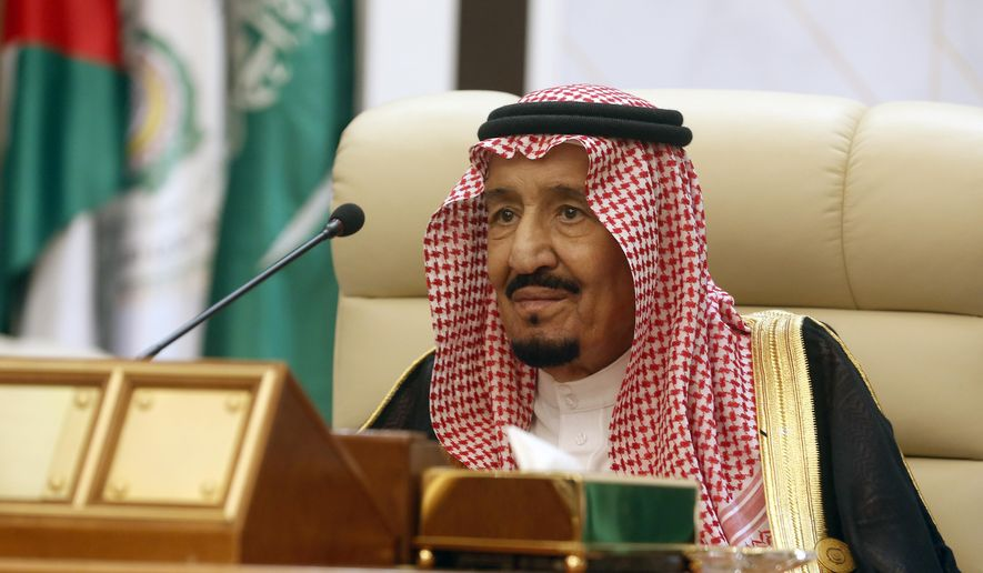 Saudi King Salman Chairs An Emergency Summit Of Gulf Arab