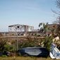 Reminders of Hurricane Michael's fury are everywhere at Tyndall Air Force Base. (Associated Press/File)