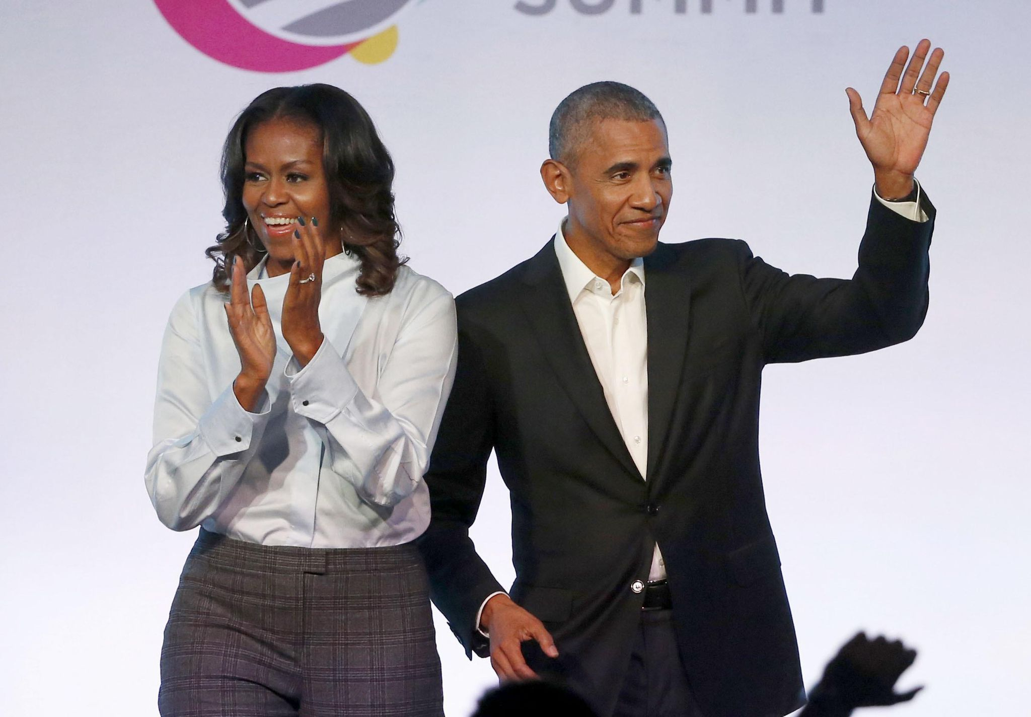Michelle Obama's whiney sour grapes tell on Trump