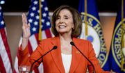 """In this June 5, 2019, photo, House Speaker Nancy Pelosi of Calif., speaks at the Capitol in Washington. President Donald Trump says it's """"case closed,"""" but Democrats are just getting started with special counsel Robert Mueller. Holding the first in a series of hearings on Mueller's report, Democrats this coming week are intensifying their focus on the Russia probe and picking up the pace on an investigative """"path,"""" in the words of Pelosi, that some hope leads to impeachment. (AP Photo/Andrew Harnik)"""