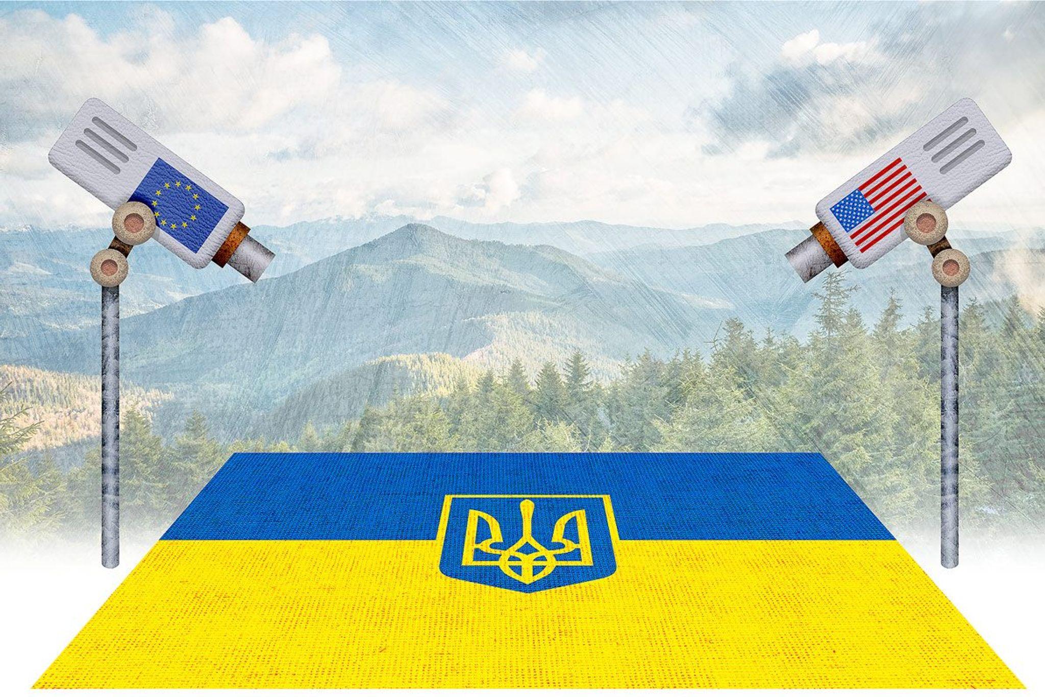 A new beginning for Ukraine