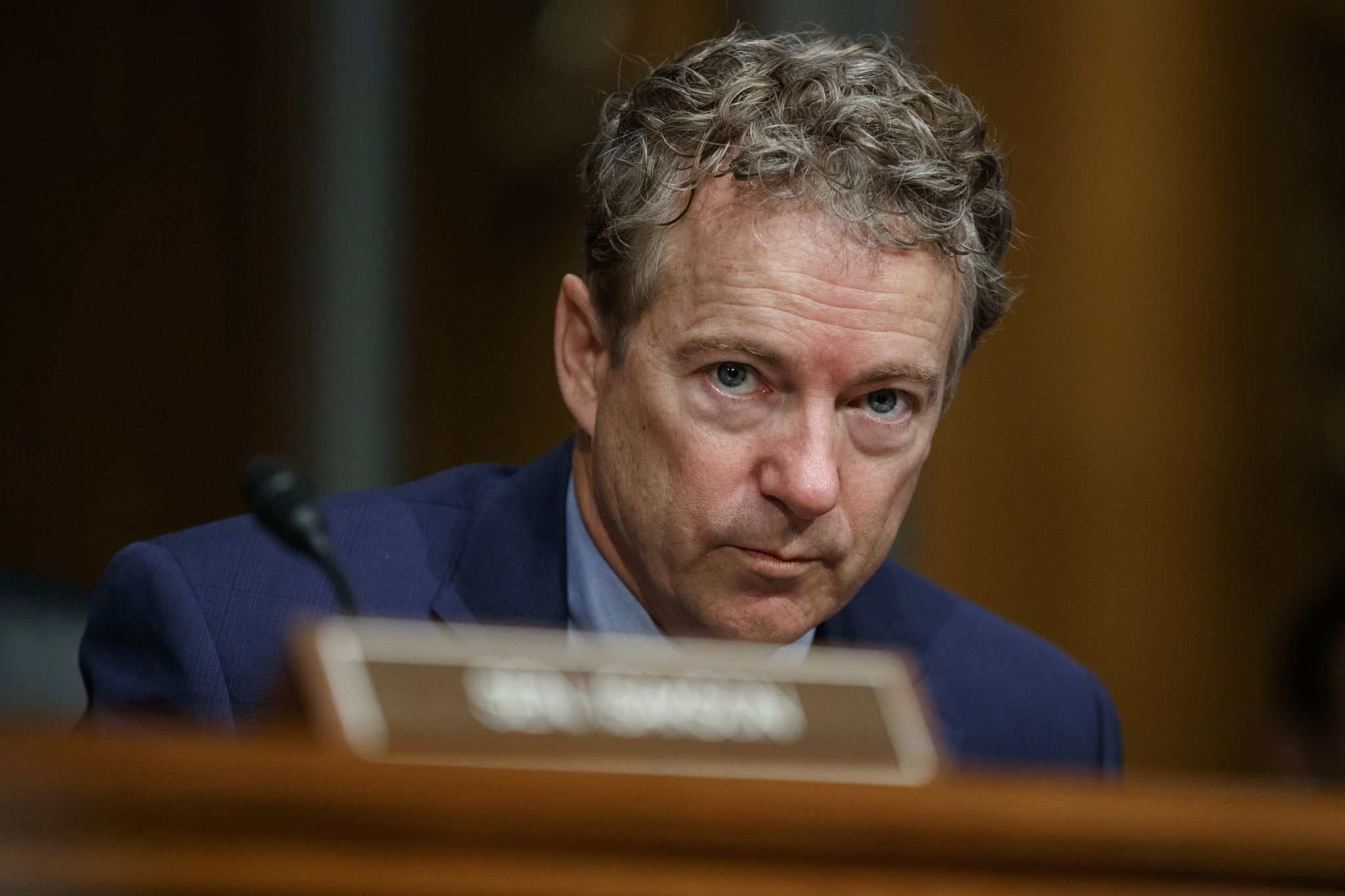 Rand Paul-Ron Wyden Republic Act aims to undercut Donald Trump emergency powers