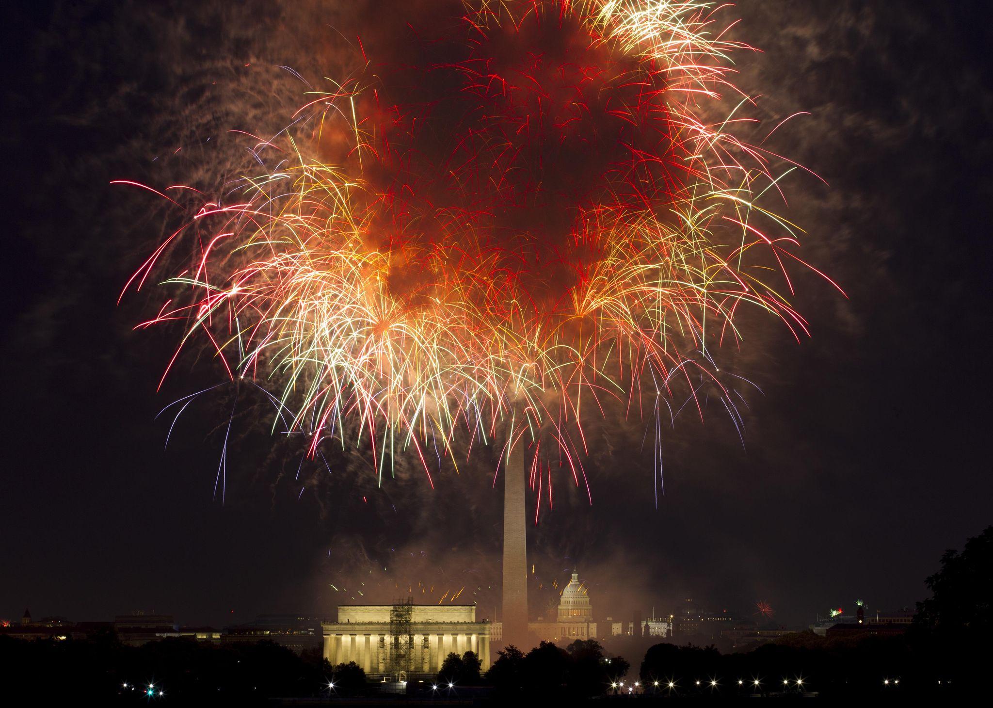 Freedom, liberty and America's birthday