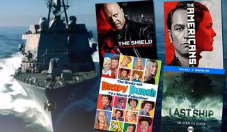"""""""The Shield: The Complete Series,"""" """"The Americans: The Complete Series,""""  """"The Brady-est Brady Bunch: TV and Movie Collection"""" and """"The Last Ship: The Complete Series"""" are some last-minute TV gift ideas for dads."""