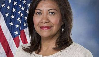 "Democratic Rep. Norma Torres was forced to withdraw a statement on the House floor Wednesday after she slammed her pro-life colleagues as ""sex-starved."" (Wikipedia)"