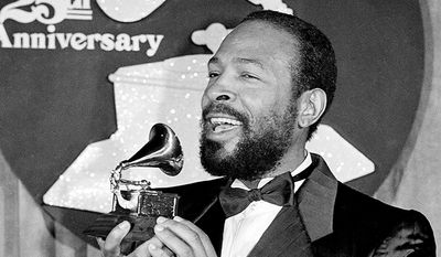 """Marvin Gaye (April 2, 1939  April 1, 1984) was a singer, songwriter, and record producer. He helped to shape the sound of Motown in the 1960s, first as an in-house session player and later as a solo artist with a string of hits, earning him the nicknames """"Prince of Motown"""" and """"Prince of Soul"""".                                                                    Gaye's Motown hits include """"Ain't That Peculiar"""", """"How Sweet It Is (To Be Loved By You)"""", and """"I Heard It Through the Grapevine"""", and duet recordings with Mary Wells, Kim Weston, Diana Ross, and Tammi Terrell. During the 1970s, he recorded the albums What's Going On and Let's Get It On and became one of the first artists in Motown, along with Stevie Wonder, to break away from the reins of a production company.                                                                                     On April 1, 1984, Gaye's father, Marvin Gay Sr., fatally shot him at their house in the West Adams district of Los Angeles. Since his death, many institutions have posthumously bestowed Gaye with awards and other honors including the Grammy Lifetime Achievement Award, and inductions into the Rhythm and Blues Music Hall of Fame, the Songwriters Hall of Fame, and the Rock and Roll Hall of Fame"""