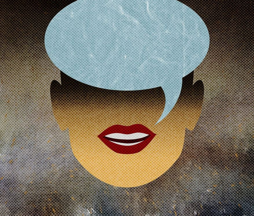 Cheap Talk Illustration by Greg Groesch/The Washington Times
