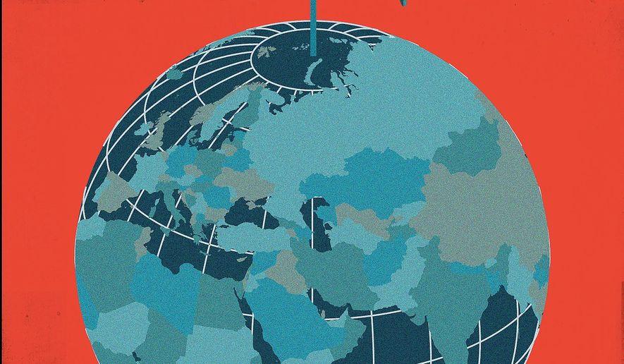 Mideast Status Illustration by Linas Garsys/The Washington Times