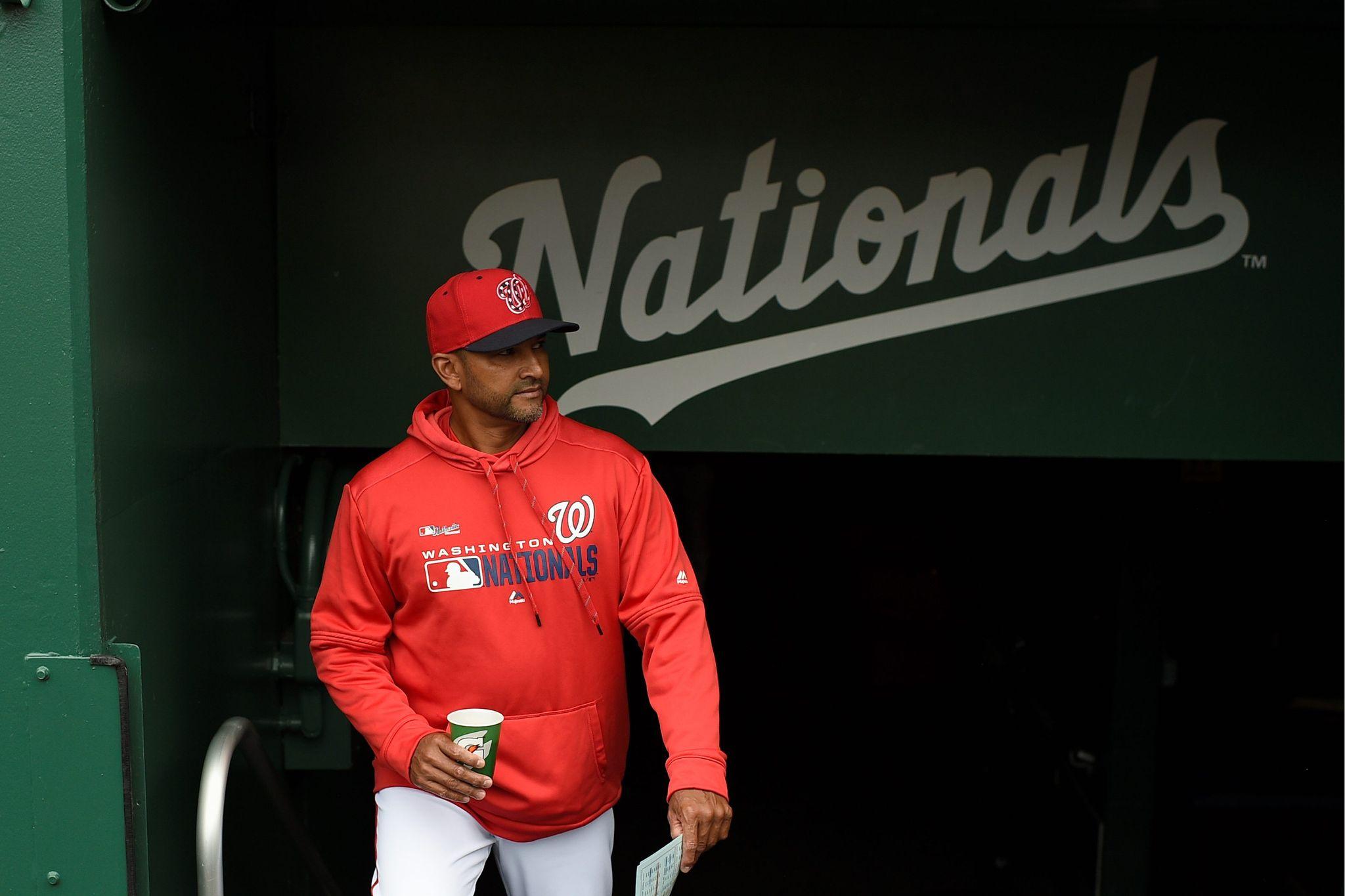 LOVERRO: Gritty Martinez explains how Nationals' turnaround starts now