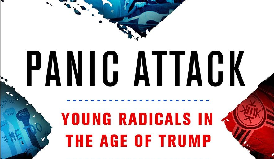 """A new book by Robby Soave explores the """"triggered""""culture among those upset by President Trump's administration. (All Points Books)"""