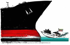 SS Iran Amok