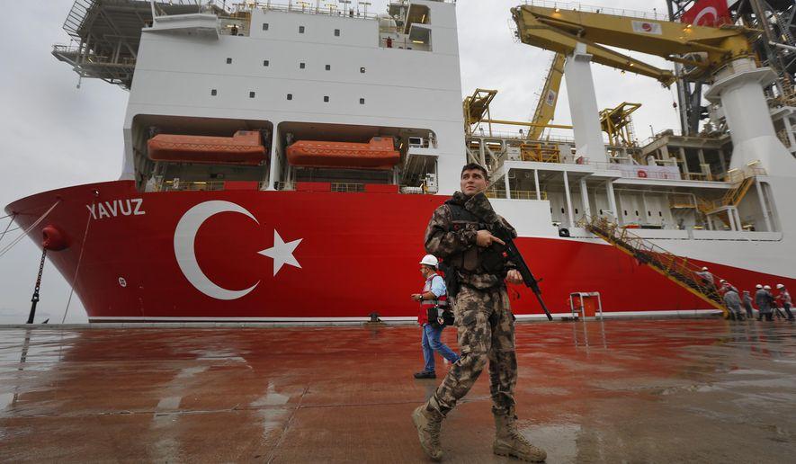 Turkey's Erdogan: The Neo-Ottoman - Washington Times