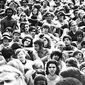 """One analyst says that the first Democratic presidential debate will draw the largest gathering of liberals """"since Woodstock,"""" pictured here in 1969. (Associated Press)"""