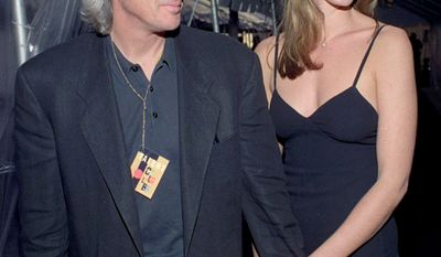 Richard Gere and Cindy Crawford married in Vegas in 1991 before splitting four years later.