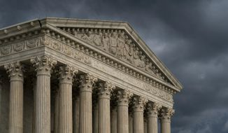 "The Supreme Court said agencies can deny Freedom of Information Act requests for ""confidential"" data about contractors that could affect those businesses' competitive edge. (Associated Press/File)"