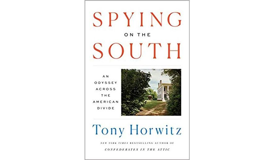 Book Review Spying On The South By Tony Horwitz Washington Times